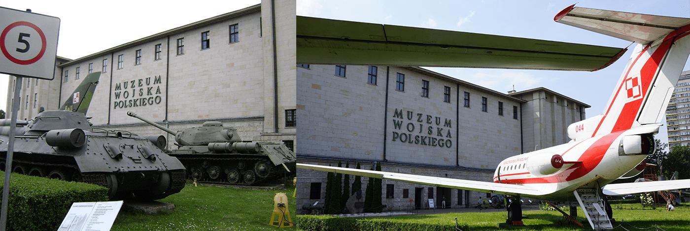 Museum av Polska armen.