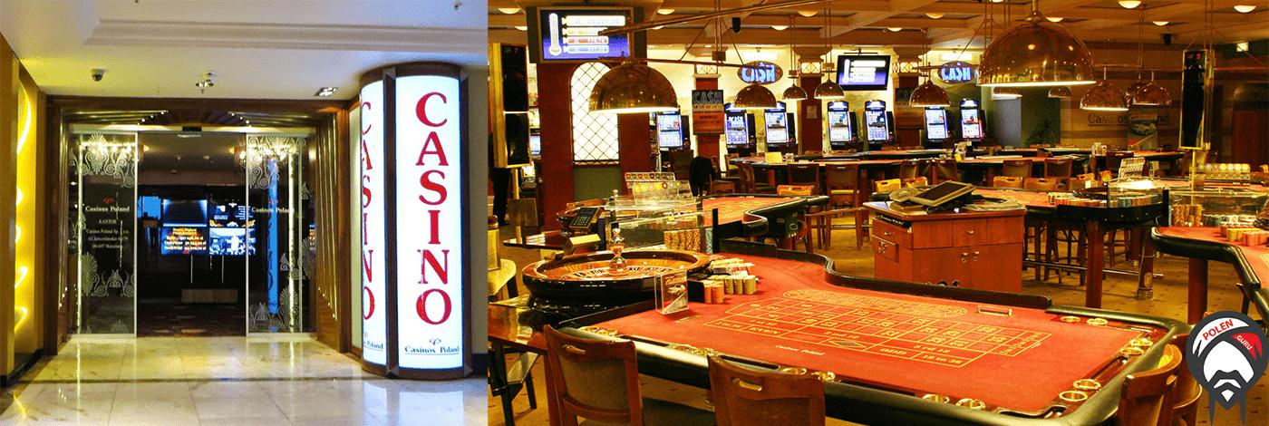 Casino i Warszawa